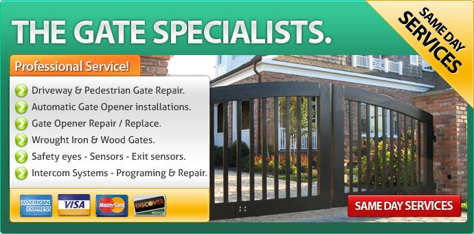 Gate Repair Santee CA